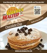 Chocolate Chip Waffle & Pancake Mix