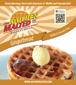 Gingerbread Waffle & Pancake Mix