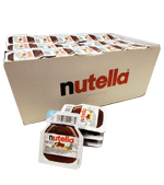 Nutella® - 120 individual 0.52oz packs