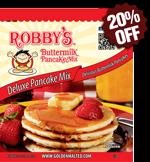 Original Robby's Buttermilk Pancake Mix