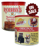 America's Favorite Value Pack - Original and Robby's Premium Canisters
