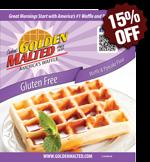 Gluten Free Waffle & Pancake Mix
