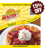 Original Waffle & Pancake Mix - Our Most Popular Mix!
