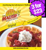 Original Waffle & Pancake Mix - Our Most Popular Mix!