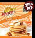 Pumpkin Waffle & Pancake Mix