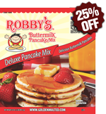 Original Robby's Buttermilk Pancake Mix