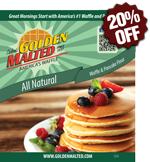 All Natural Waffle & Pancake Mix