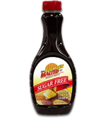 Sugar Free Syrup 12oz Bottle