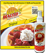 Waffle Mix and Grid Conditioner Value Pack