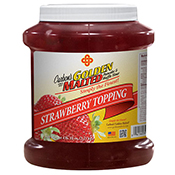 Fruit Topping Strawberry (3 per case)